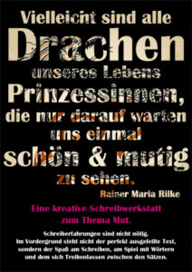 Kurs: 2016 Von Drachen und Prinzessinnen
