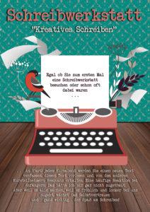 Kurs: Schreibwerkstatt Kreatives Schreiben