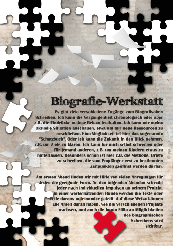 Biografie-Werkstatt